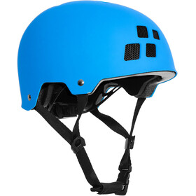 Cube Dirt Helmet Kinder blue